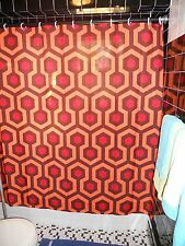 Original Overlook Hotel Shower Curtain The Shining Jack Nicholson Stephen King