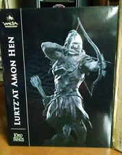 WETA Lord of the Rings LOTR Lurtz At Amon Hen Statue