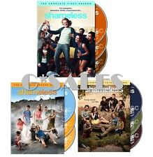 Shameless ~ Complete Season 1-3 (1 2 & 3) ~ BRAND NEW 9-DISC DVD SET (SHOWTIME)