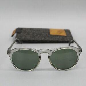 Raen Remmy 52 Fog Crystal Bottle Green Sunglasses 52-20-145