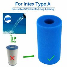 Swimming Pool Foam Filter Reusable Washable Biofoam Cleaner Swimming Accessories