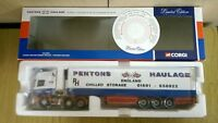 Corgi CC12918 Scania Topline Fridge Pentons Haulage Ltd Edition No 0001 of 3100