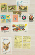 Cinderella World Collection 111 stamps