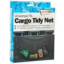 Ajuste Universal Net carga ordenado organizador de almacenamiento colgando de Arranque Tronco Equipaje