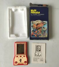 GAME&WATCH Brave Firemen Boxed Tronica scacciapensieri handheld lcd game boxed
