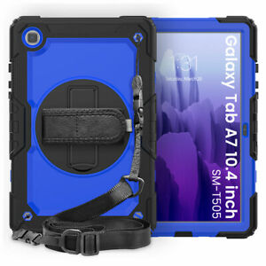 """For Samsung Galaxy Tab A7 10.4"""" T500 Military Case Rugged Cover"""