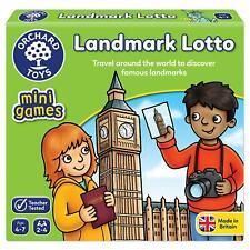 Orchard Toys Landmark Lotto Mini Game