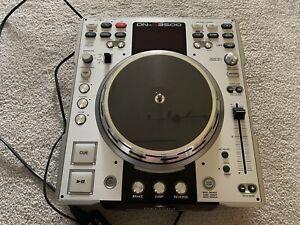 Denon DN-S3500 DJ CD Player MP3 Mixing Deck DN S3500