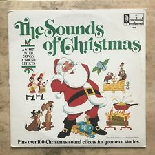 The Sounds Of Christmas 1973 Vinyl LP Disneyland Records 1348