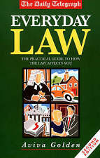 Daily Telegraph  Guide to Everyday Law by Aviva Golden (Paperback, 1996)