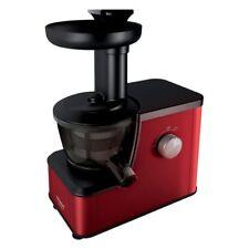 Hotpoint Slow Juicer Easy Rouge Extracteur de Jus 400 Watts Fonction Reverse