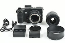 SIGMA sd Quattro Art 30mm f/1.4 DC HSM Lens KIT [Excellent] from Japan 06-c30
