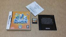SimCity DS (Nintendo DS) European Version
