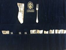 """Grand Duchess by Faberge Sterling Silver Dessert Fork 5 1/2"""""""