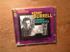 Kenny Burrell - Stolen Moments [2 CD Album]