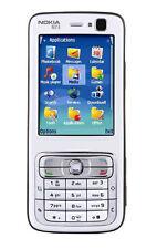 Genuine New Condition ♻️Nokia N73 - Silver grey (Unlocked) Smartphone UK 🇬🇧
