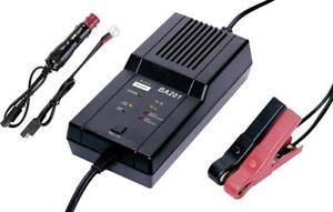 Chargeur batterie moto BA201 automatique avec Canbus NEUF