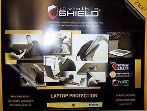 invisible SHILD® by ZAGG® LAPTOP Protection Panzer-Schutzfolie DELL Standard L40