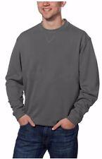 NWT-Men-039-s-PEBBLE-BEACH-Performance-Gray-Long-Sleeved-Pullover-Shirt-Sz-M-Me