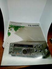KENWOOD TS -440S BROCHURE ORIGINALE RADIO HF