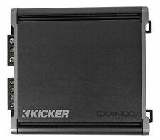 KICKER 46CXA4001T CXA400.1 400 Watt RMS Mono Class D Car Audio Amplifier Amp