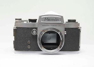 Miranda Camera CO. Miranda F(?) Body/Gehäuse. Nr.5