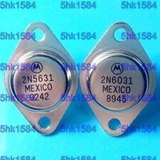 10pcs 2N5160 CAN-3 PNP Silicon RF Transistor De Puissance