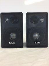 KLH 979B Speakers