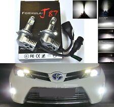 LED Kit M 60W 9006 HB4 6000K White Two Bulbs Head Light Low Beam Plug Play OE