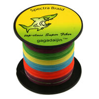 Colorful Strong 100M-1000M 6-300LB 100% PE Fishing Line