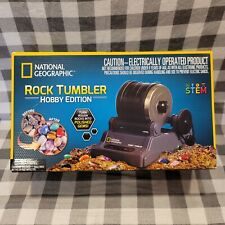 National Geographic Rock Tumbler Hobby Edition Kit STEM Polished Gems