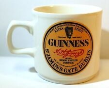 GUINNESS Extra Stout BEER COFFEE MUG Cup St. James Dublin