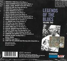 Various: LEGENDS OF THE BLUES - vol. two - CD - MUS