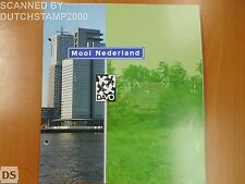 Used DAVO album pages - Netherlands - Mooi Nederland - 2005-2008 (51 pages)
