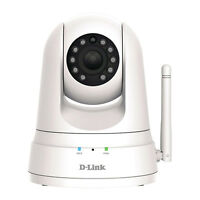 D-Link DCS-5025L HD Pan Tilt Wireless WiFi Day Night Cloud Surveillance Camera