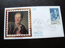 FRANCE - enveloppe 1er jour 17/3/1984 (journee du timbre) (cy39) french