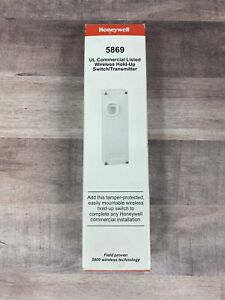 HONEYWELL 5869 Commercial Wireless Hold-up Switch / Transmitter