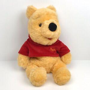 "Disney Classic Winnie The Pooh 15"" Plush Stuffed Animal 1997 Mattel"
