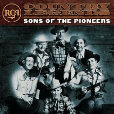 Rca Country Legends - Sons Of The Pioneers (2004, CD NEUF)
