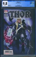 Thor 1 (Marvel) CGC 9.8 White Pages Donny Cates story Nic Klein art