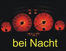 """BMW e46 Tachoscheiben Tacho Design """"HELL-GRAU"""" 01-11"""