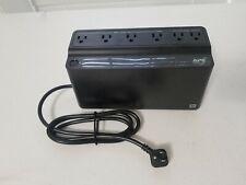 APC Back-UPS 450VA UPS Battery Backup & Surge Protector BN450M Black