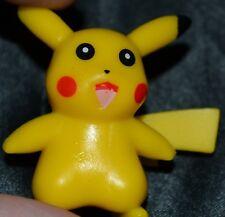 "2"" Pikachu # 25 Pokemon Toys Action Figures Figurines 1st Series Version # 19"