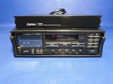 Autoradio CLARION 986 MXF Vintage Super Rare + CLARION 312HA