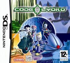 Code Lyoko (Nintendo DS, 2007) region free RARE DSi/2DS/3DS NJ1