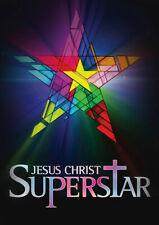 Jesus Christ Superstar  musical theatre  A4 260gsm Poster