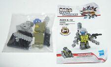 Kre-O Transformers Fuel Line Kreon Minifigure Series 3 Blind Bag Collection