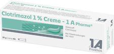CLOTRIMAZOL 1% Creme 1A Pharma,20 g, PZN: 02408998,(8,95€/100g)