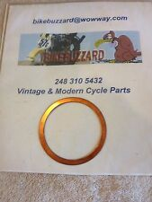 Maico 250 Head Gasket 1970 - 80 4 & 5 speed MC AW Magnum models NEW!