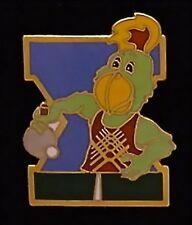 Table Tennis Pin Badge ~ Mascot: Amigo ~ 10th Pan Am Games ~ 1987